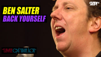 Ben Salter 'Back Yourself'