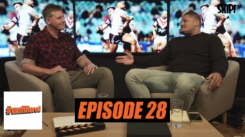 "Willie Mason: ""Rugby League Runs On Emotion & Aggression"""