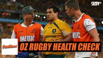 """""""Cheika's Ultimatum About Fitness Had A Huge Impact On Super Rugby In 2018"""""""