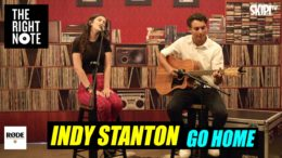 Indy Stanton 'Go Home' Live