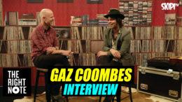 Gaz Coombes Interview