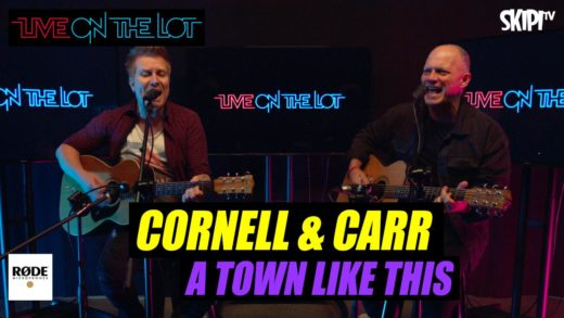 Cornell & Carr 'A Town Like This' Live